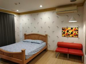 For RentCondoWongwianyai, Charoennakor : For rent, The Light House, Soi Charoen Nakhon 14, 8th floor, near Icon Siam, this price