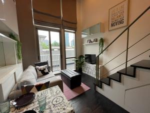 For SaleCondoSukhumvit, Asoke, Thonglor : Ideo Morph sukhumvit38 - beautiful room leaked, good price, only 5.29