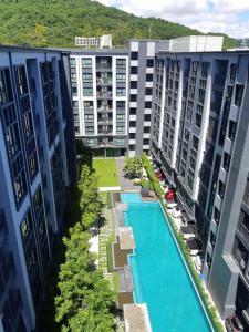 "For RentCondoPattaya, Bangsaen, Chonburi : 🔔คอนโดสำหรับเช่า ""เคนซิงตัน แหลมฉบัง-ศรีราชา ตึก A ชั้น 5"""
