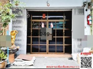 For RentShophouseBang kae, Phetkasem : For rent, 5 storey building, Petchkasem 46/1 Next to MRT Phetkasem 48