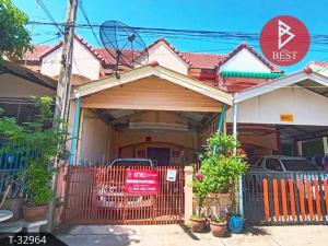 ขายทาวน์เฮ้าส์/ทาวน์โฮมพัทยา บางแสน ชลบุรี : ขายทาวน์เฮ้าส์ หมู่บ้านปาจารีย์ หนองไม้แดง ชลบุรี