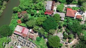 For SaleLandAyutthaya : Land for sale, Maharat District, Phra Nakhon Si Ayutthaya Province, with European-style houses and Thai houses