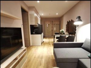 For RentCondoSukhumvit, Asoke, Thonglor : Condo for rent Park Sukhumvit 24 Type 2 bedroom 2 bathroom Size 55 sq.m. Floor 40+ Unblock view