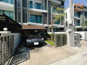 For SaleTownhouseSathorn, Narathiwat : Sell!! Townhome 3 floors Cherkoon Sathorn-Ratchapruek.