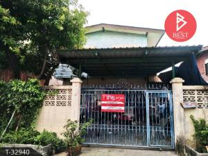 For SaleHouseRathburana, Suksawat : 2 storey detached house for sale, ready to live in Rat Burana District Bangkok