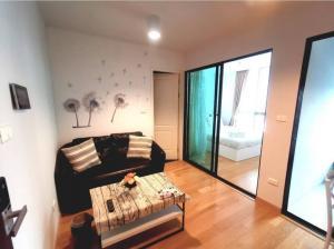 For RentCondoWongwianyai, Charoennakor : Condo for rent, 28 sq.m., Bangkok Feliz project, Krungthonburi station