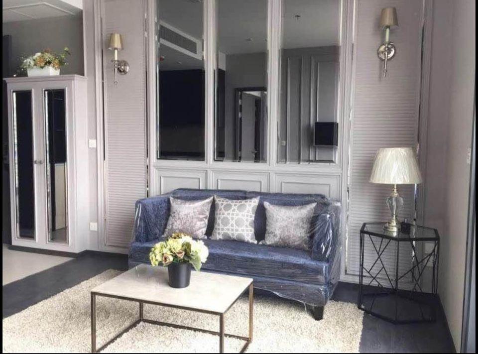 For RentCondoSukhumvit, Asoke, Thonglor : Condo for rent EDGE EDGE Sukhumvit 23 near BTS Asoke and MRT Sukhumvit.