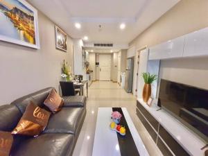 For RentCondoRatchadapisek, Huaikwang, Suttisan : Urgent, luxury condo in the heart of Rama 9, special price !! Supalai Wellington !!