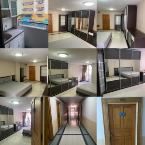 For SaleCondoRatchadapisek, Huaikwang, Suttisan : Ratchada City Condo for sale. Pracharat Bamphen Soi 7, 7th Floor, Room 707