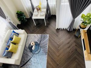 เช่าคอนโดอ่อนนุช อุดมสุข : For rent / ให้เช่า siamese 48 by ramada ห้อง Duplex 1 ห้องนอน แต่งสวยมาก