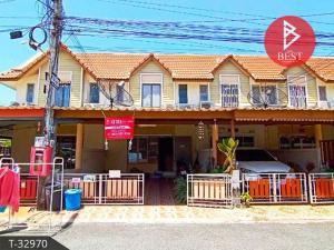 ขายทาวน์เฮ้าส์/ทาวน์โฮมพัทยา บางแสน ชลบุรี : ขายทาวน์เฮ้าส์ หมู่บ้านแฟมิลี่ทาวน์2 ชลบุรี (Family Town2) พร้อมอยู่