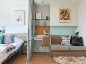 For SaleCondoBang Sue, Wong Sawang : 《Very beautiful room》 Condo Lumpini Ville Prachachuen Phongphet 2 built in the whole room