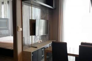 For RentCondoSukhumvit, Asoke, Thonglor : 💥🎉Hot deal, very good price 🎉For rent, Edge Sukhumvit 23 [Edge Sukhumvit 23], beautiful room, fully furnished. ready to move in Make an appointment to see the room. 💥Credit Cards Accepted💥