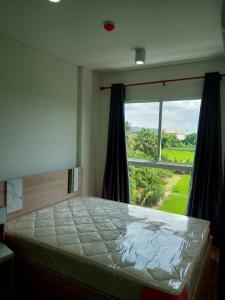 For RentCondoBangbuathong, Sainoi : 📍LINE ID: @twproperty 🌟 for rent IRIS Westgate Bangyai 🌟 fully furnished Cheapest price!!!!