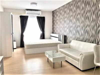 For RentCondoPinklao, Charansanitwong : Condo for rent UNIO Charan 3 Price 7,000 Baht Size 28 Sqm.Bedroom Studio Floor 6 Building H