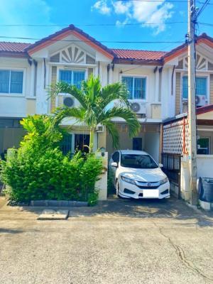 For RentTownhouseRangsit, Patumtani : ‼️Townhouse, pay installment directly to the owner of Pruksa Ville 20, Khlong 3, Lam Luk Ka, Don Mueang!!️