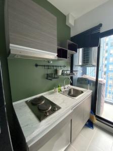 For RentCondoKasetsart, Ratchayothin : Modern Condo 1 bedroom ready to move in