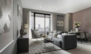 For RentCondoSilom, Saladaeng, Bangrak : 🔥 NEW ROOM! For Rent M Silom (M Silom) Beautiful decoration, Fully Furnished and READY TO RENT!!!! 🔥