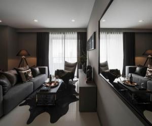 For RentCondoSilom, Saladaeng, Bangrak : 🔥 RARE UNIT! 🔥 For Rent M Silom (M Silom) Beautiful decoration, Nice facility, Private building and READY TO RENT NOW!!!!