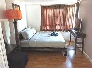 For RentCondoSukhumvit, Asoke, Thonglor : SK03222 For rent, The Clover Thonglor 18, size 47 sqm., 3rd floor, Building D**BTS Thonglor**