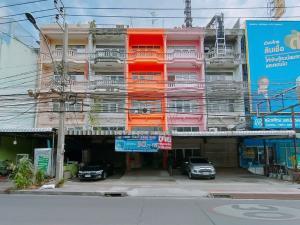 ขายตึกแถว อาคารพาณิชย์ปิ่นเกล้า จรัญสนิทวงศ์ : ขายอาคารพาณิชย์ ทำเลดี ติดริมถนน บางแวก18/1