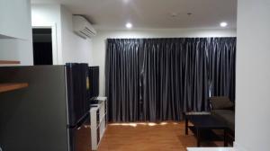 For RentCondoThaphra, Talat Phlu, Wutthakat : For rent, President Sathorn-Ratchapruek 3, 2 bedrooms, spacious room, proportional, comfortable for sure. Washing machine, refrigerator, TV, fully furnished