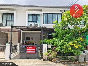 For SaleTownhouseNawamin, Ramindra : Townhome for sale, The Villa Ramintra-Wongwaen. Bangkok