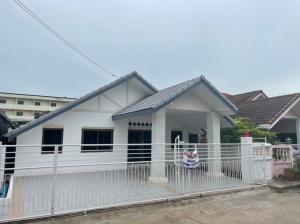 For SaleHouseVipawadee, Don Mueang, Lak Si : For Sale : 1 storey detached house, area 42 sq m. 🌈 Wang Thong Village Vibhavadi Rangsit Road 47