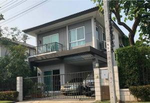 For SaleHouseRathburana, Suksawat : House for sale, Centro Village, Suksawat - Rama 3 (Centro Suksawat - Rama 3)