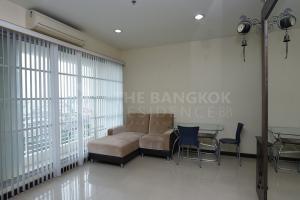 For RentCondoRatchathewi,Phayathai : Hot Deal! Large Room Condo for Rent Near BTS Ratchathewi - Baan Klang Krung Siam Pathumwan @17,000 Baht/Month