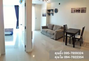 For SaleCondoOnnut, Udomsuk : Best price !!! URrgent sale!!!   Condo The series udomsuk29 Room size 35 sq.m 5 th Floor 1 Bedroom 1 Bathroom