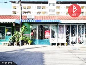 For SaleTownhouseSamrong, Samut Prakan : Townhouse for sale Petch Ngam Village Bangpoo Municipality 60 near Samut Prakan BTS station