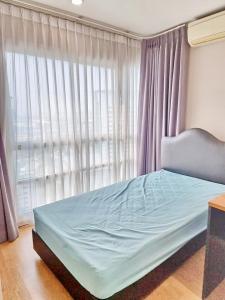 For SaleCondoSapankwai,Jatujak : Quick sale, cheap sale, U delight condo, Chatuchak, near Chatuchak BTS, 2 bedrooms, a corner room, overlooking 2 sides, not blocking the view