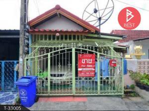 For SaleTownhouseSamrong, Samut Prakan : Townhouse for sale in Petch Ngam, Phraeksa, Samut Prakan.