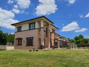 For SaleHouseRangsit, Patumtani : Quick sale, single house, 154 square meters, Chaiyapruek Village, Rangsit, Khlong 2, Pathum Thani.