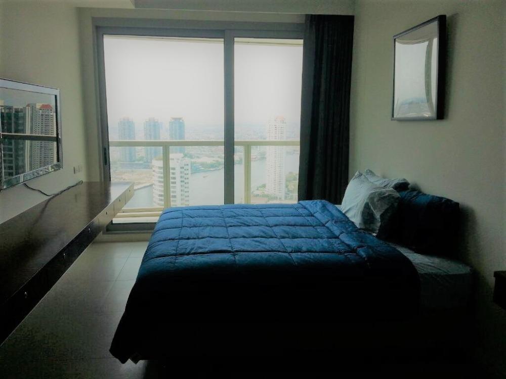 For SaleCondoWongwianyai, Charoennakor : ✨For Sale / Rent Luxurious 1 bed The River, Riverfront Heaven✨