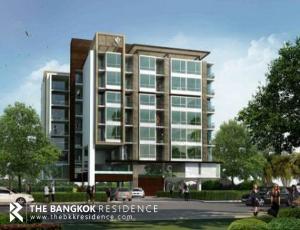 For SaleCondoSukhumvit, Asoke, Thonglor : Hot Price! 40 sq.m. Fully furnished Near BTS Ekkamai - Tree Condo Ekamai @3.69 MB