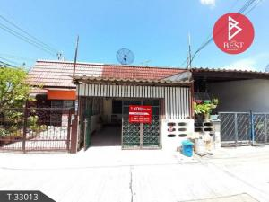 For SaleTownhouseSamrong, Samut Prakan : Townhouse for sale Petch Ngam, Bang Pu Municipality 60, Thai Ban, Samut Prakan.