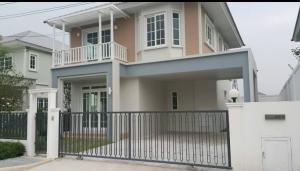 For RentHouseNawamin, Ramindra : ให้เช่าบ้านเดี่ยว ชวนชื่น ซิตี้ นอร์ทวิลล์-วัชรพล ใกล้ทางด่วนรามอินทรา-อาจณรงค์ ( รหัสทรัพย์ : PMWOP-030 ) T.091-0910901 Nook