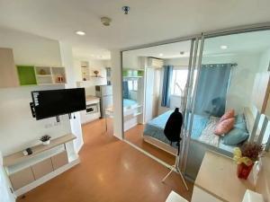For RentCondoPattaya, Bangsaen, Chonburi : E451 Condo for rent, Lumpini Condo Town, North Pattaya, Sukhumvit, 23 sqm, 1 bedroom.