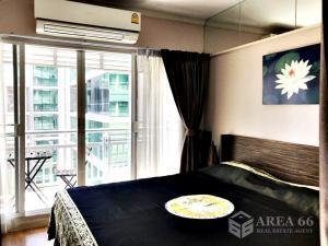 For RentCondoSukhumvit, Asoke, Thonglor : For rent Grand Park View Nearby BTS Asoke and MRT Phetchaburi