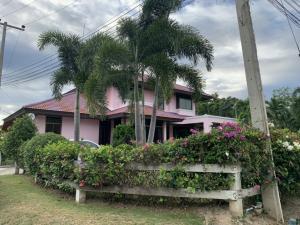 For SaleHouseCha-am Phetchaburi : House for sale near the sea, Puek Tian Beach, Phetchaburi