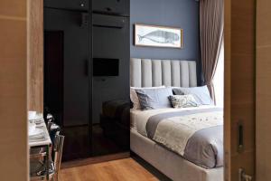 เช่าคอนโดสุขุมวิท อโศก ทองหล่อ : 🔥คอนโดหรู ราคาปัง 1ห้องนอน พร้อมเข้าอยู่ ตกแต่งสวยมาก ราคาเพียง14.5K เท่านั้น พร้อมเข้าอยู่ได้เลย ติดต่อ 087-7071977