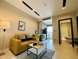 For RentCondoRatchathewi,Phayathai : Condo for rent The Room Phayathai Type 1 bedroom 1 bathroom Size 39 sq.m. Floor 25
