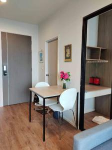 เช่าคอนโดลาดพร้าว71 โชคชัย4 : ราคาน่ารักมาก มาไวไปไวแน่นอนห้องใหม่ไม่เคยปล่อย คอนโด Living Nest ลาดพร้าว 44 เพียง 8,500 / เดือนเท่านั้น