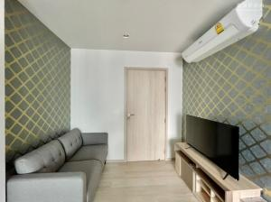 For RentCondoWitthayu,Ploenchit  ,Langsuan : Urgent for rent Life one wireless 35 sqm. 1 bedroom, beautiful decorated room, new room, complete electrical appliances