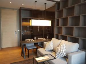 For RentCondoSukhumvit, Asoke, Thonglor : Condo for rent, Park 24 Phase 2, Phrom Phong, 30 sqm. Studio, beautiful decoration, fully furnished, ready to move in K1948