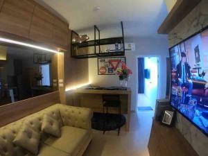 For RentCondoSukhumvit, Asoke, Thonglor : Condo for rent The Tree Sukhumvit 71 Type 2 bedroom 1 bathroom Size 35 sq.m.