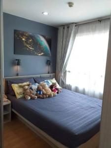 For RentCondoOnnut, Udomsuk : (Code A22066401) LPN-Lumpini Ville On Nut 46 for rent, built-in, beautiful room with many lockers, near BTS On Nut station
