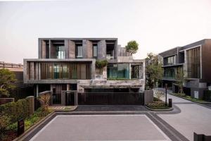 ขายบ้านเลียบทางด่วนรามอินทรา : ✨BuGaan Yothinpattana แบรนด์ Exclusive Residences
